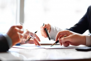 Legal consulting in the field of business